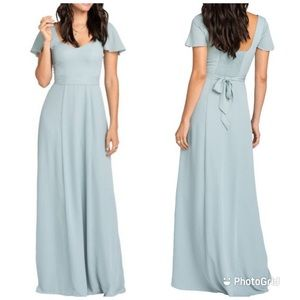 NWT Show Me Your Mumu Marie Maxi Dress